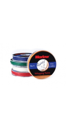 Marlow Whipping Twine No 4 - Colours