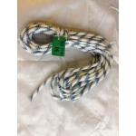 Marlowbraid reel end 13-21 10mm Blue fleck 14 Meters*